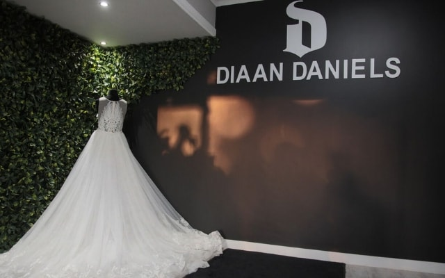 Diaan Daniels Bridal fashion
